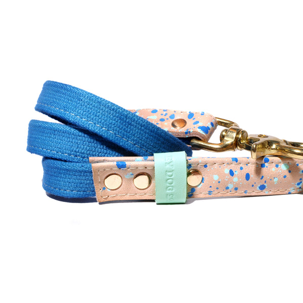 HEY DOG Co. NEW ARRIVAL | Minty Dots Leash
