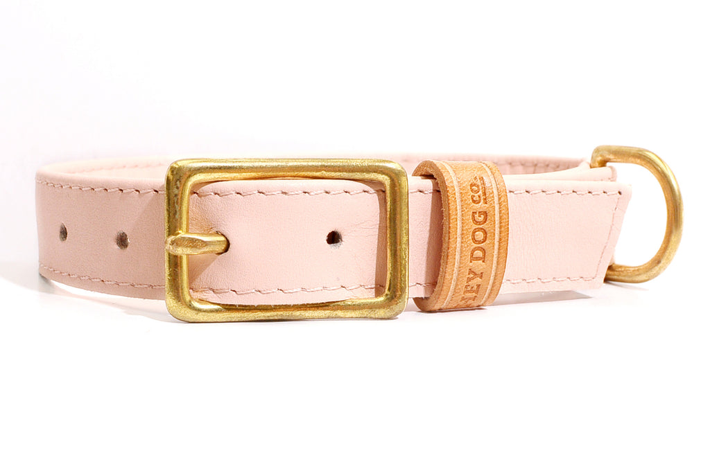 HEY DOG Co. | Pink Candy Collar