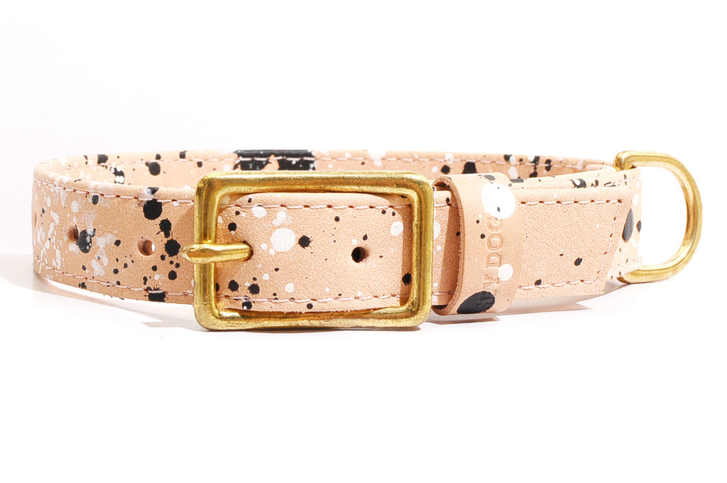 HEY DOG Co.| Salt n Pepper Collar