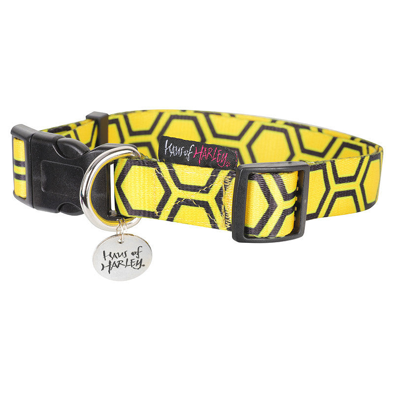 HAUS OF HARLEY | Hive Collar in Yellow