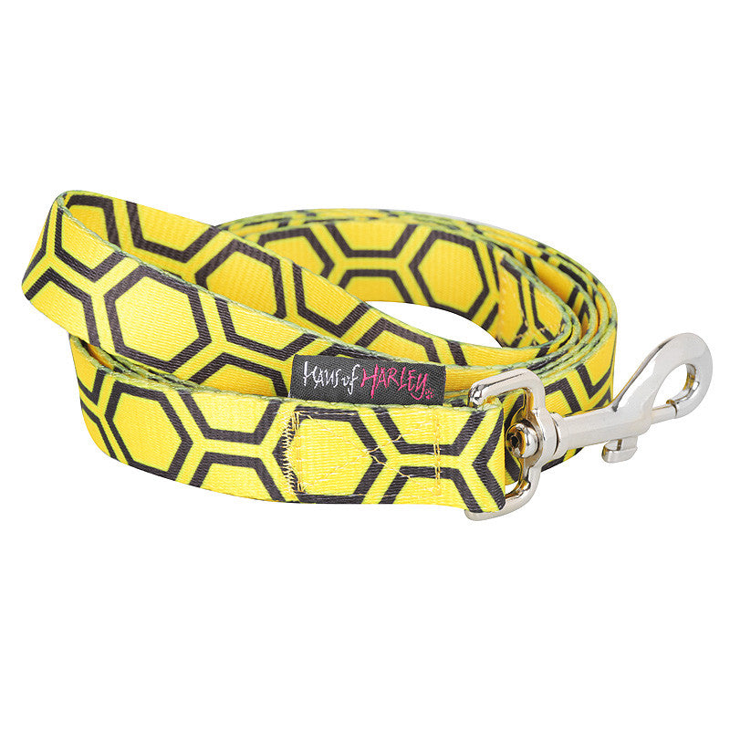 HAUS OF HARLEY | Hive Leash in Yellow