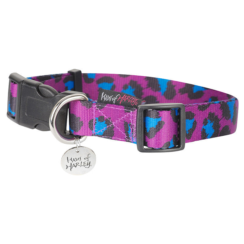 HAUS OF HARLEY | Tiffany Collar in Purple