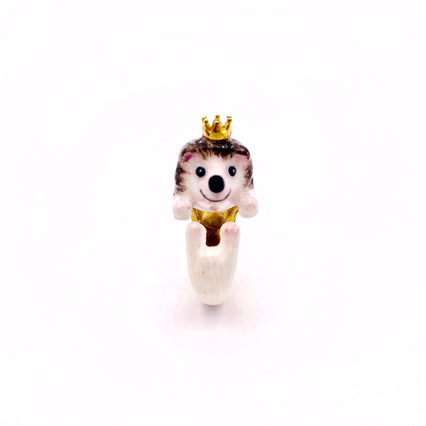 WEAR A WISH | Hedge Hog Prince Ring