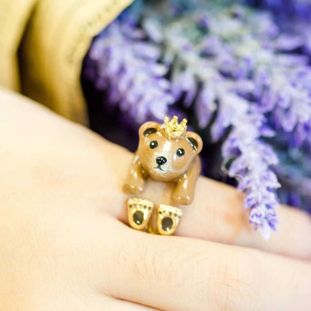WEAR A WISH | Bear Prince Ring