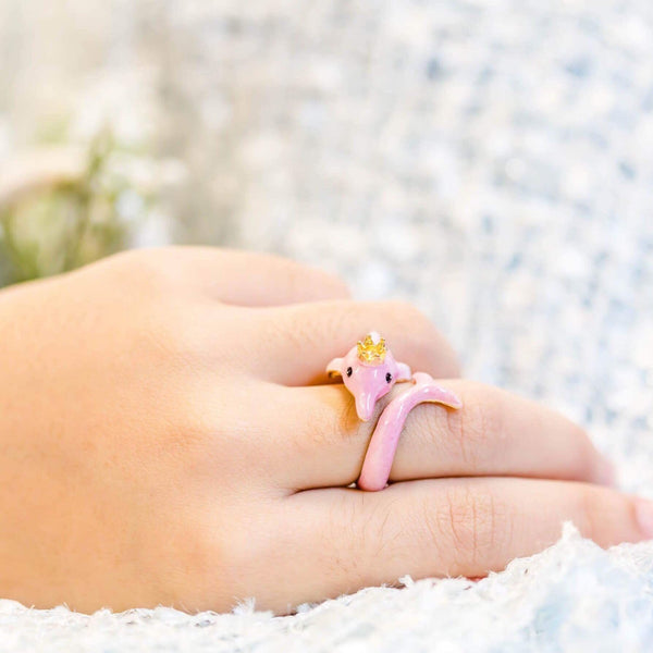 WEAR A WISH | Dolphin Ring