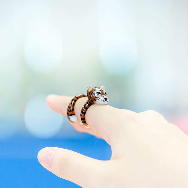 WEAR A WISH | Tiger Ring