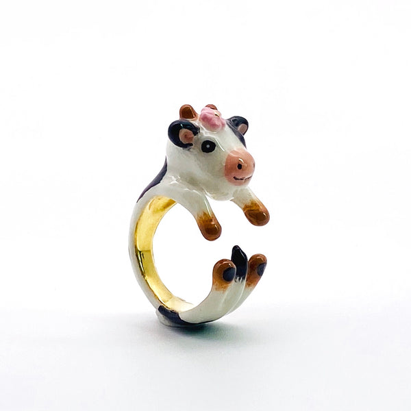 WEAR A WISH | Miss Cow Ring