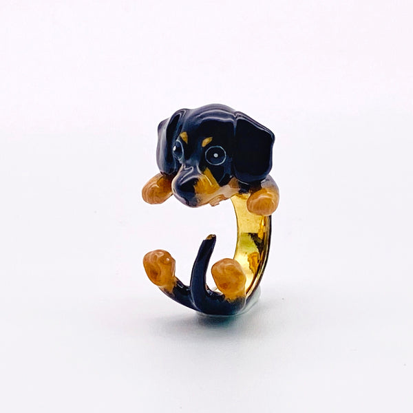 WEAR A WISH | Dachshund Ring