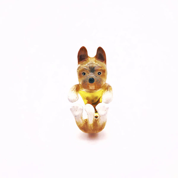 WEAR A WISH | Yorkie Ring
