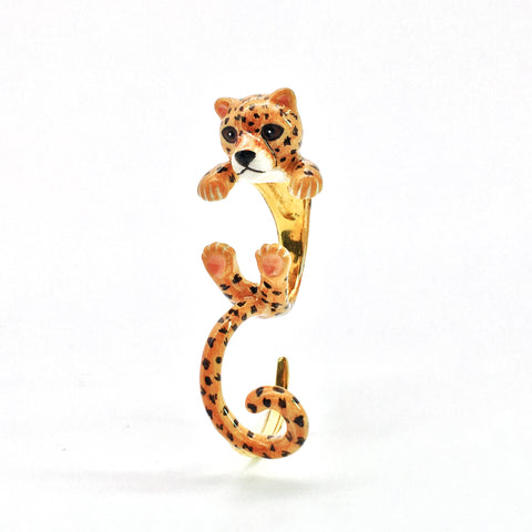 WEAR A WISH | Leopard Ring