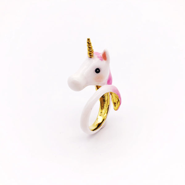 WEAR A WISH | Unicorn Ring