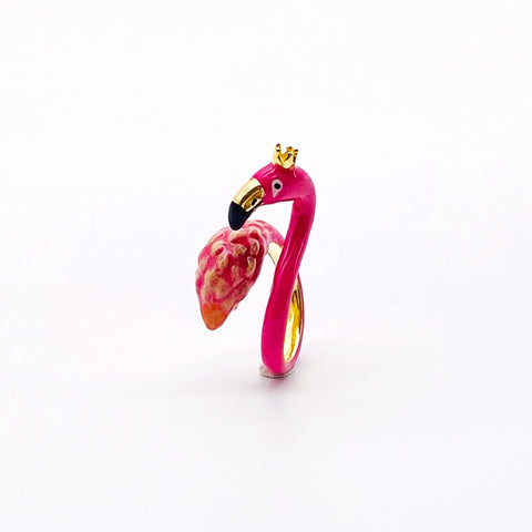 WEAR A WISH | Flamingo Ring