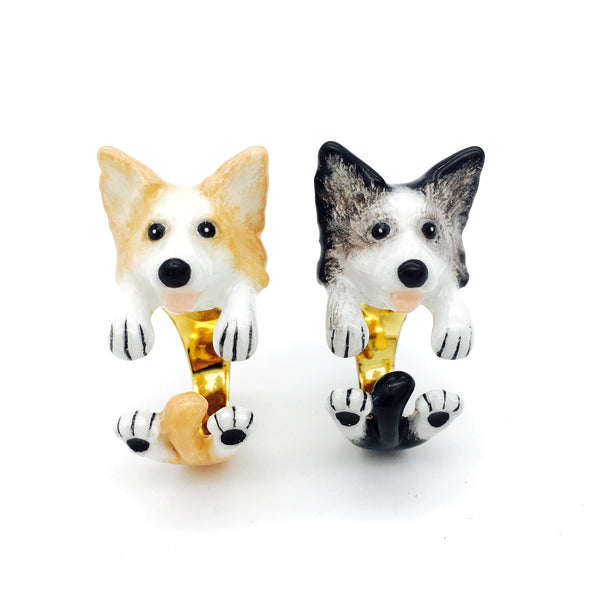 WEAR A WISH | Corgi Ring