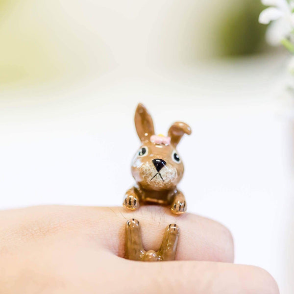 WEAR A WISH | Bunny Ring