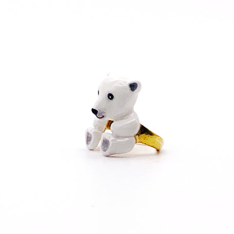 WEAR A WISH | Polar Bear Ring