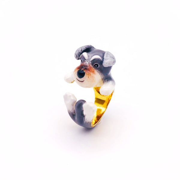 WEAR A WISH | Schnauzer Ring