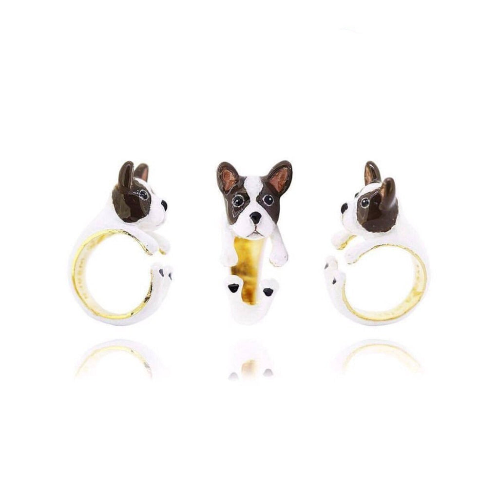 WEAR A WISH | Frenchie Ring
