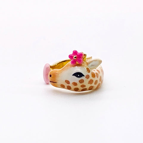 WEAR A WISH | Giraffe Ring
