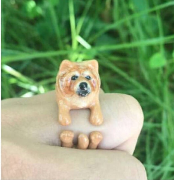 WEAR A WISH | Chow Chow Ring