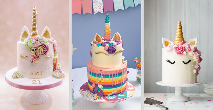 How To Make A Unicorn Cake For Birthday Party Unicorn Lovers Store