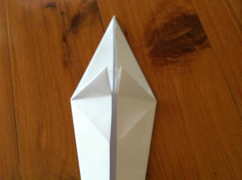 how to make an Origami Unicorn 11