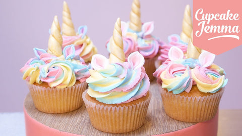 delicious unicorn-inspired foods