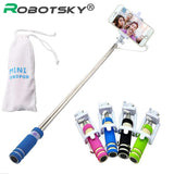 50% Off -Telescopic SELFIE Stick + FREE WORLDWIDE SHIPPING -Limited Numbers