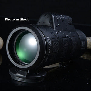 35X50 monocular vision telescope HD Wide Angle