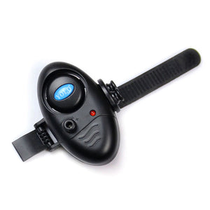 Portable Highly Sensitive Electronic LED Fish Bite Sound Alarm