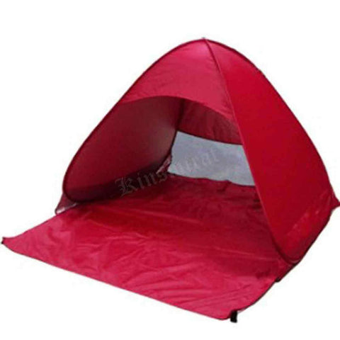 2-3 Person beach outdoor camping hiking automatic tent