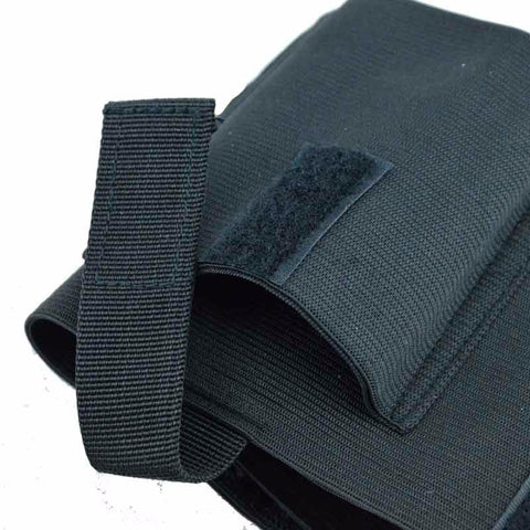 Universal Black Carry Ankle Leg Pistol Gun Holster