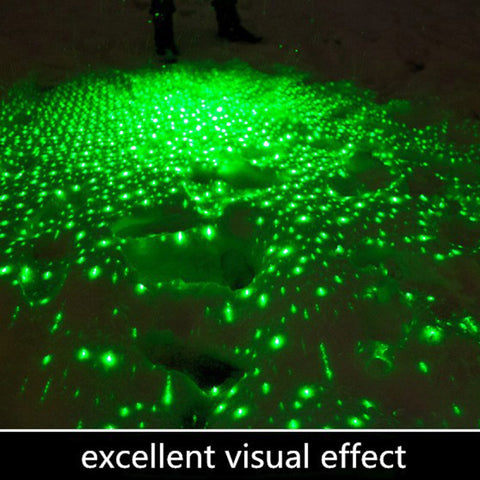 8000-10000 Meters! Long distance Green 303 Laser Pointer