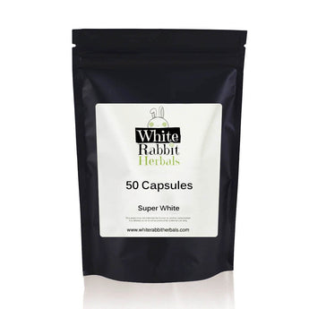Super White Caps (50 - 200 capsules)