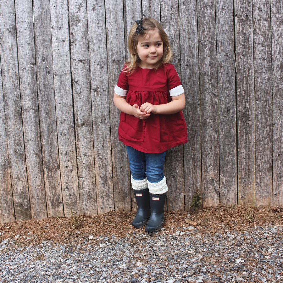 Red Tunic *Free Shipping* - 5and15