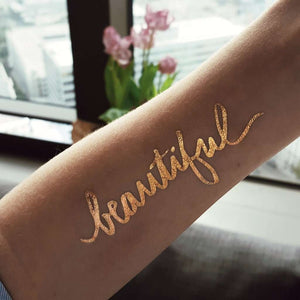 2 PACK Beautiful Script - 5and15