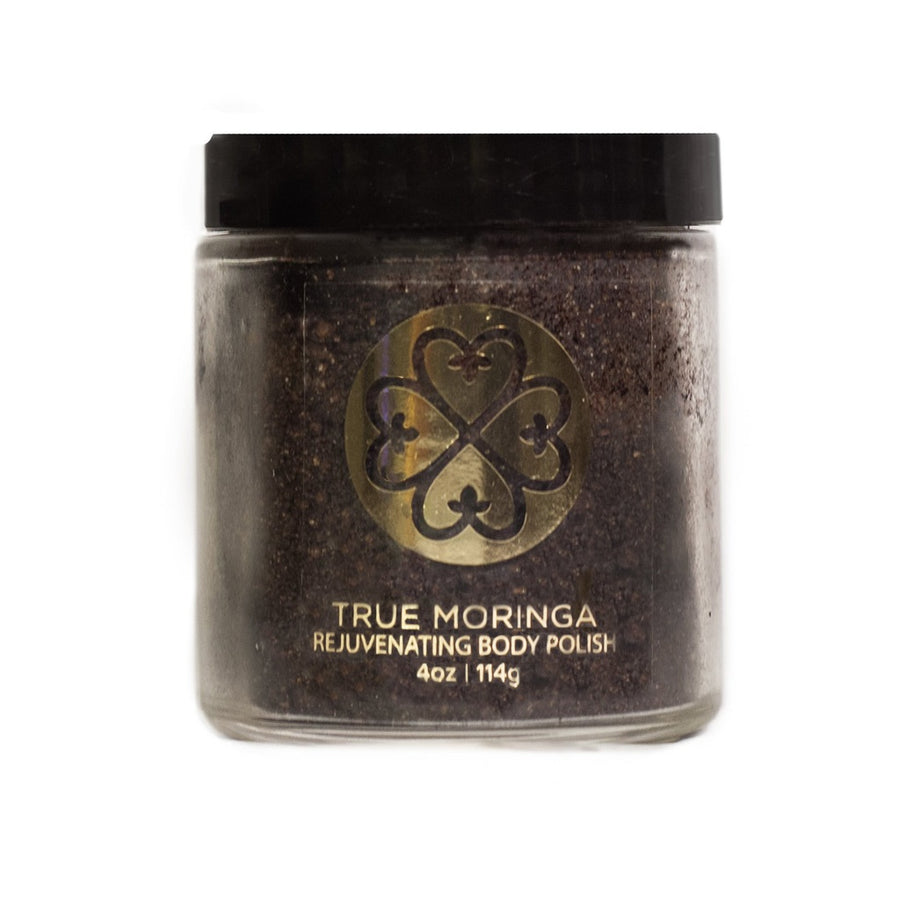 True Moringa Rejuvenating Body Polish Vegan - 5and15