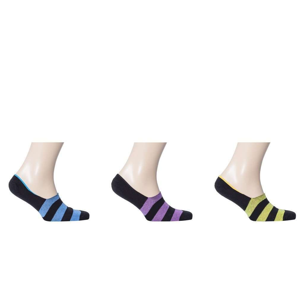 Women's 3-Pair Mix No-Show Socks - 5and15