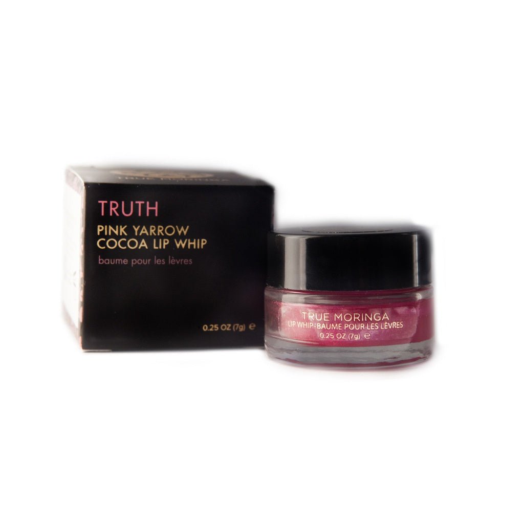TRUTH (PINK YARROW COCOA LIP WHIP) 0.25 oz - 5and15