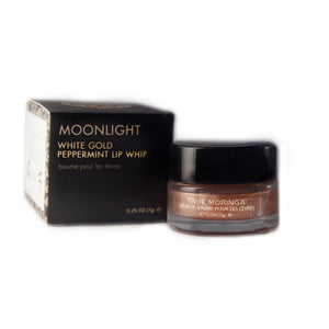 MOONLIGHT (WHITE GOLD PEPPERMINT LIP WHIP) 0.25 OZ - 5and15