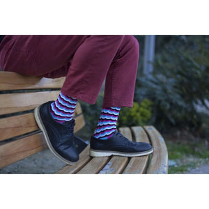 Men's 5-Pair Fun Mix Socks - 5and15
