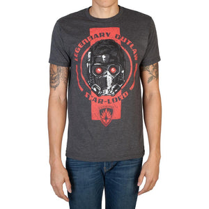 Legendary Outlaw Star-Lord Helmet Tee - 5and15