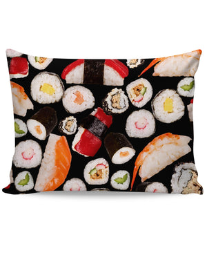 Sushi Pillow Case - 5and15