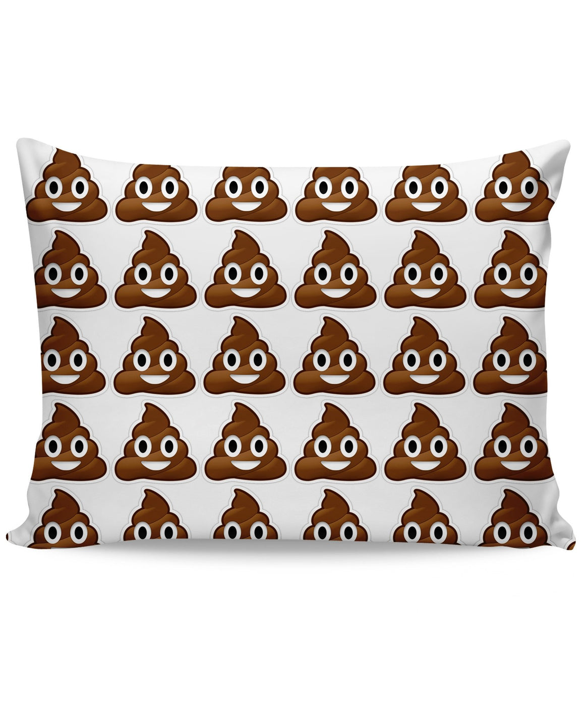 Poop Emoji Pillow Case - 5and15