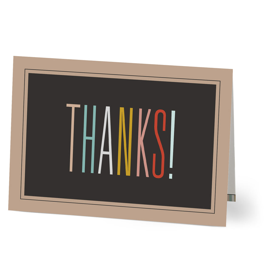 Thank You Card from Hallmark - 5and15