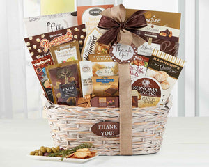 Many Thanks by Wine Country Gift Baskets *Free Shipping* - 5and15