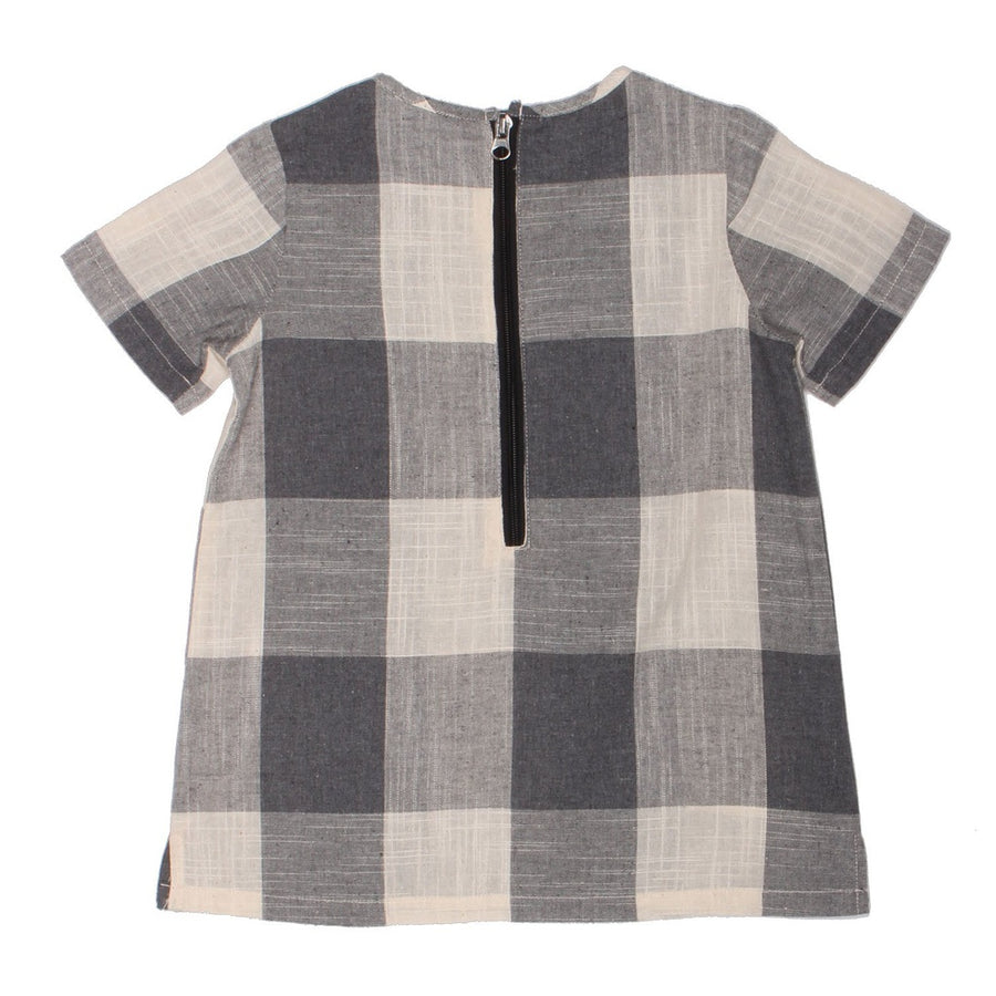 Ry Tunics Grey Plaid *Free Shipping* - 5and15