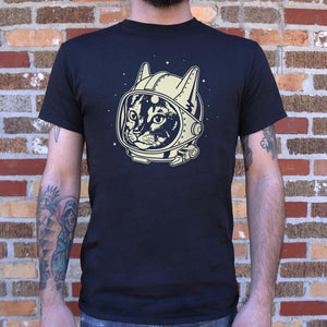 Mens AstroCat T-Shirt *Free Shipping* - 5and15