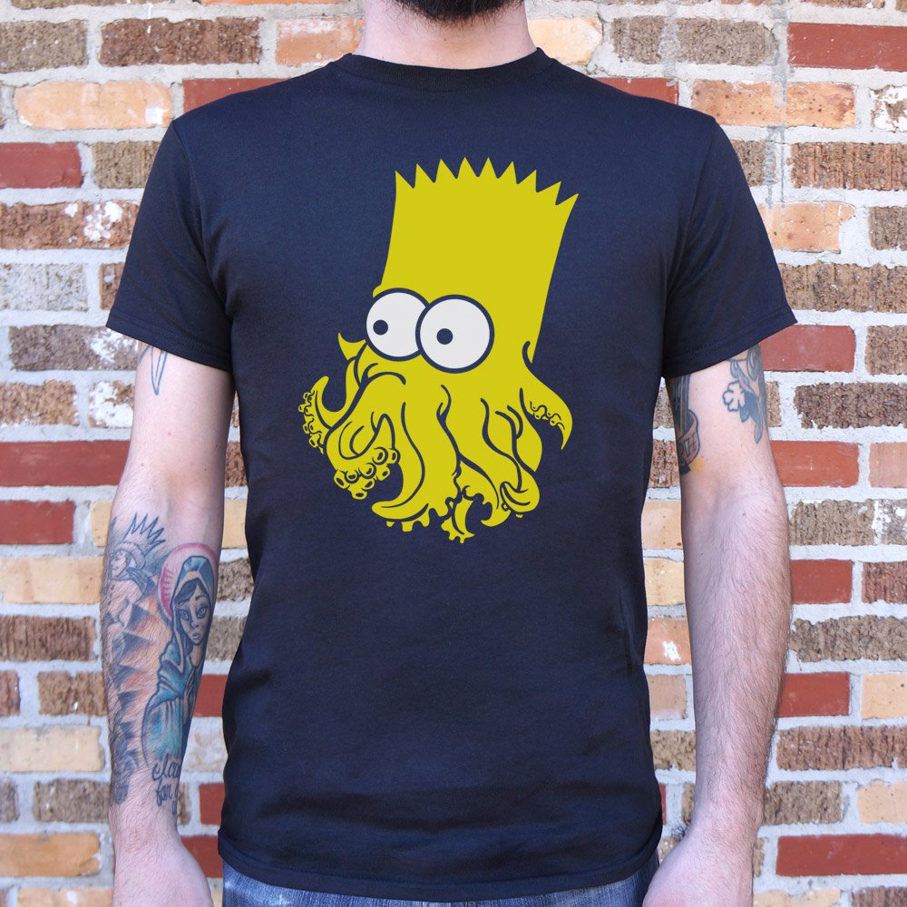Mens Barthulhu T-Shirt *Free Shipping* - 5and15