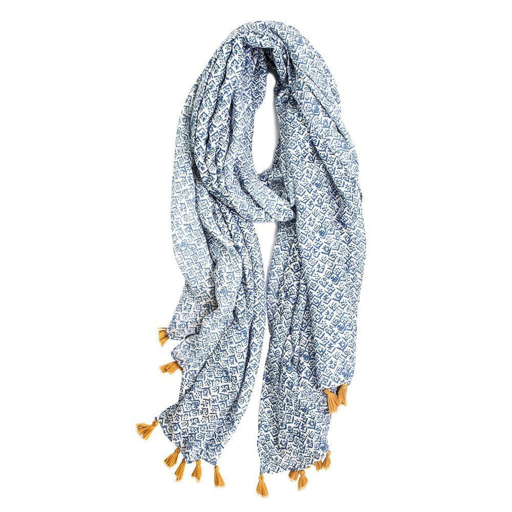Lagoon Scarf - 5and15