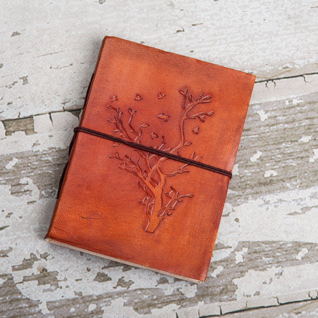 Embossed Branch Journal - 5and15